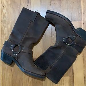 Frye Harness 12R boot 8.5
